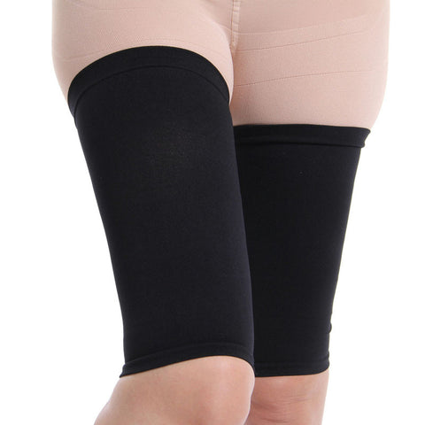 Slimming Thighs Shaper Elastic Stretch Plastic leg socks set  for Leg