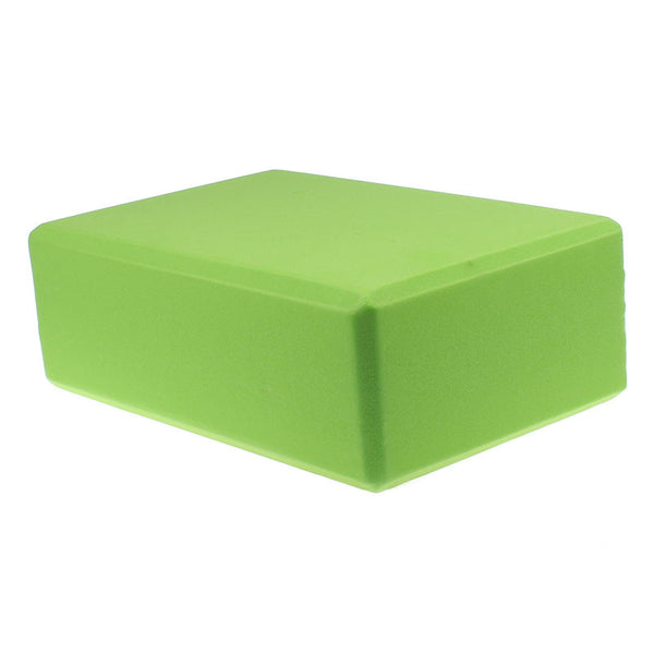 EVA Yoga Block Brick Sports Exercise Fitness Gym Workout Stretching