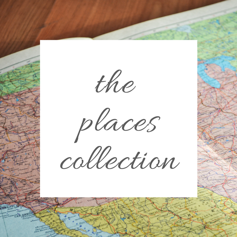 the places collection