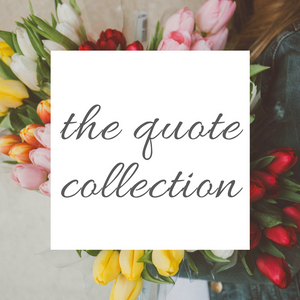 the quote collection