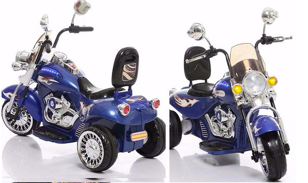 Kids Ride On toy motorcycle - Charmer Baby