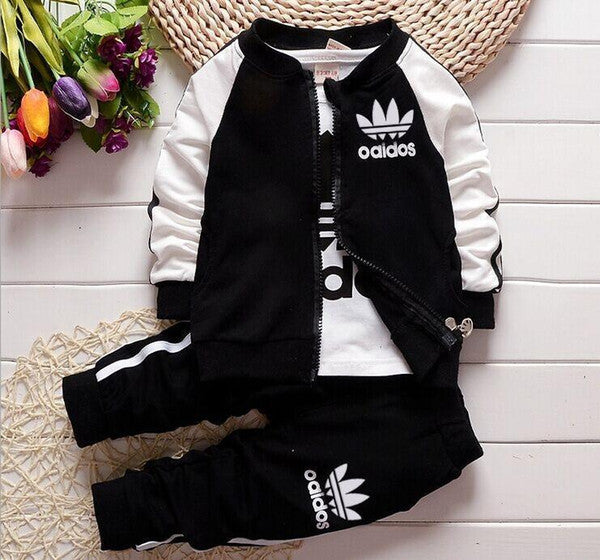 3pc Track Suit - Charmer Baby