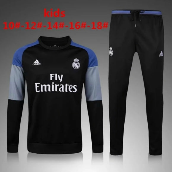 Real Madrid Soccer Suit - Charmer Baby