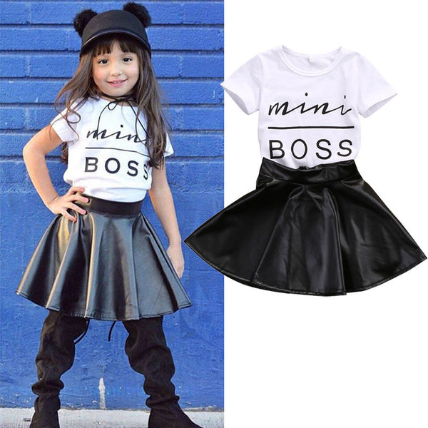 2 Pcs Mini Boss - Charmer Baby
