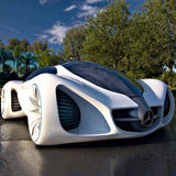 Futuristic Mercedes Concept - Charmer Baby