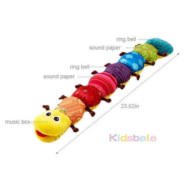 Musical Stuff Caterpillar