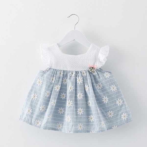 Cotton Dress - Charmer Baby