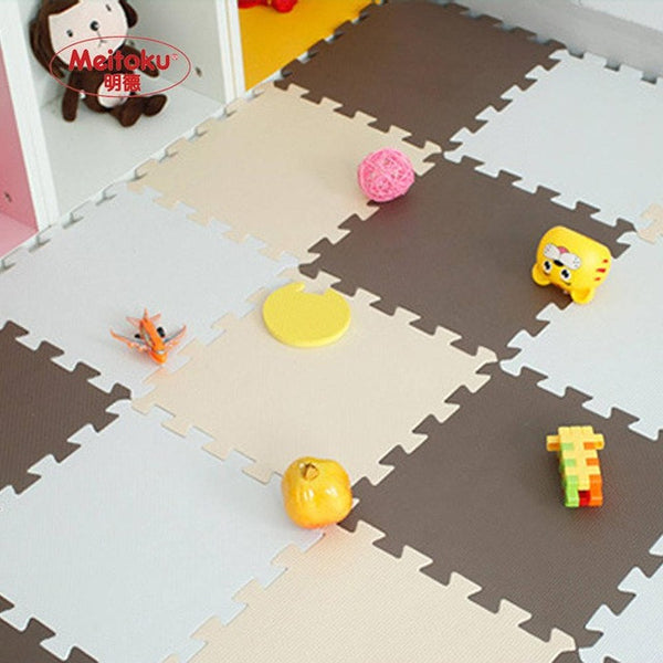 Foam Play Puzzle Mat - Charmer Baby