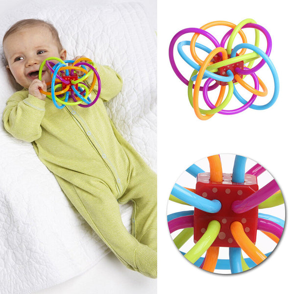 Teething Teether - Charmer Baby