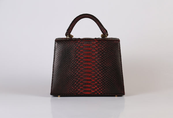 Sensu  leather Shoulder bag