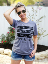 Nothing Is Impossible - Unisex Tee