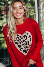Wild About You Sweater - Red