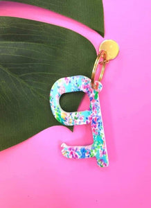 Touchless Keyring - Lilly