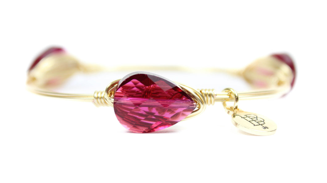 The Ginny Bangle Bracelet  - Standard