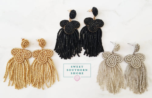 Tampa Tassel Earrings