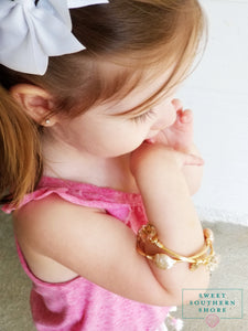 Little Ladies Bangle Set - Set of 2