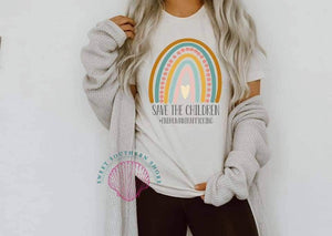 Save The Children Tee | Infant - Adult