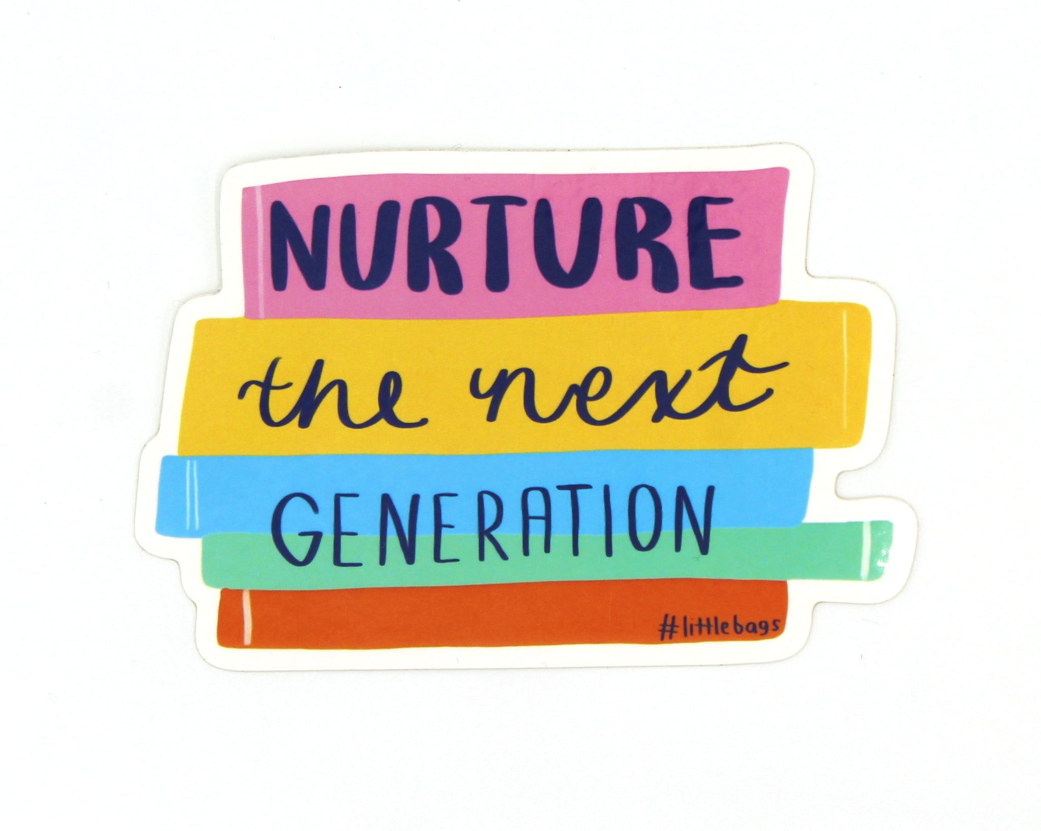 Nurture the Next Generation