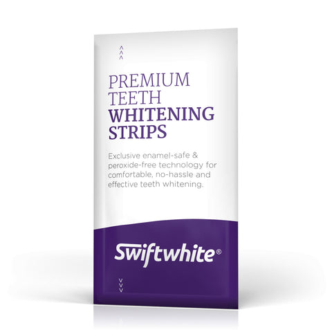 3 Packs - Premium Teeth Whitening Strips