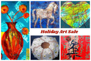 Holiday Art Sale