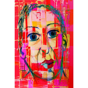 'Face 9' Limited Edition