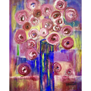 """Lux Roses"" Limited Edition -Various Sizes"