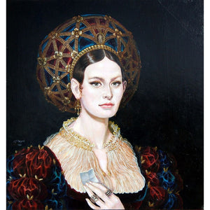 'Lady Sophia' Original Painting