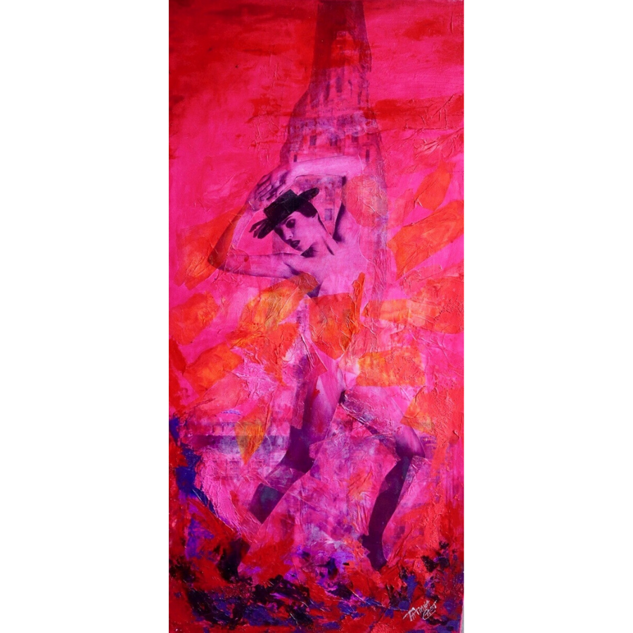'Freedom Dance' Original Painting