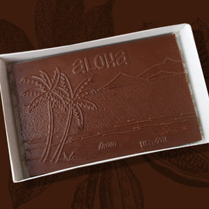 Chocolate Seasonal Greeting Card