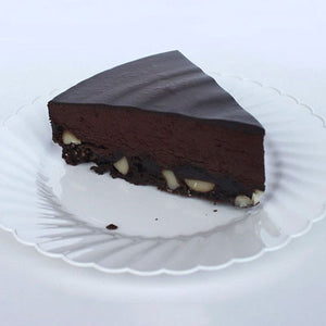 Cathy's Favorite Very Rich Dark Chocolate Mousse Cake