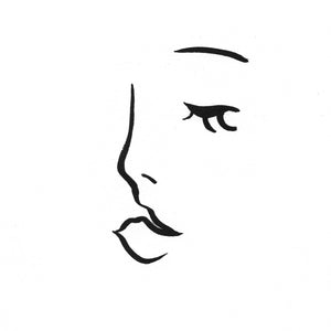 About Face Illustration