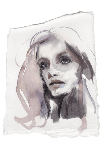 Portrait 1. - About Face Illustration