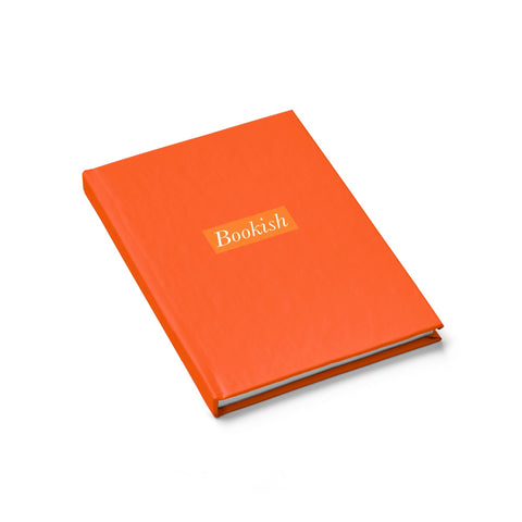 Journal Notebook - Zen Orange