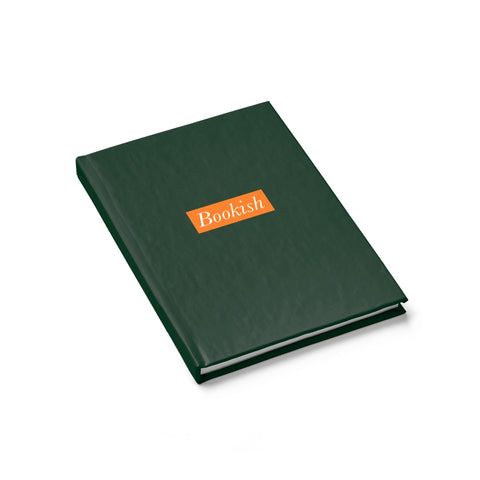 Journal Notebook - Forest Green