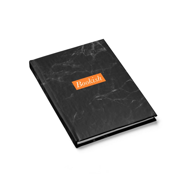 Journal Notebook - Marble Noir
