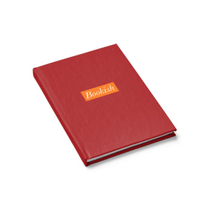 Journal Notebook - Super Red