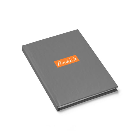 Journal Notebook - 18% Gray