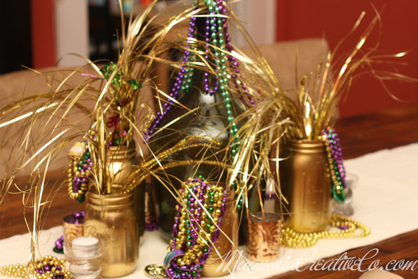 MagnoliaCreative-MardiGras-Centerpiece