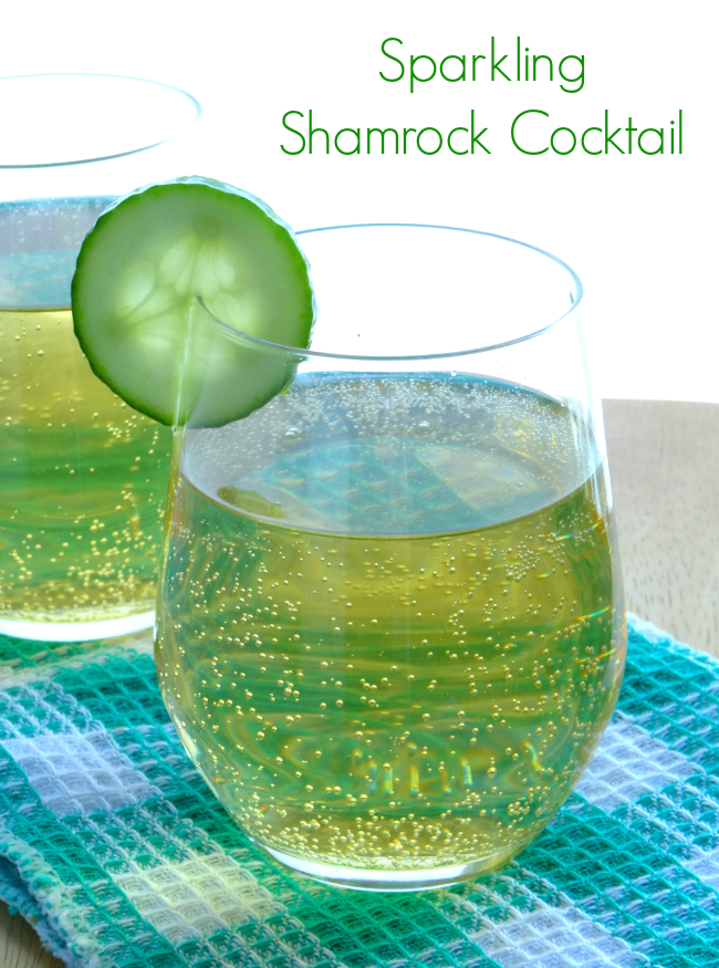 st patricks day party beverage