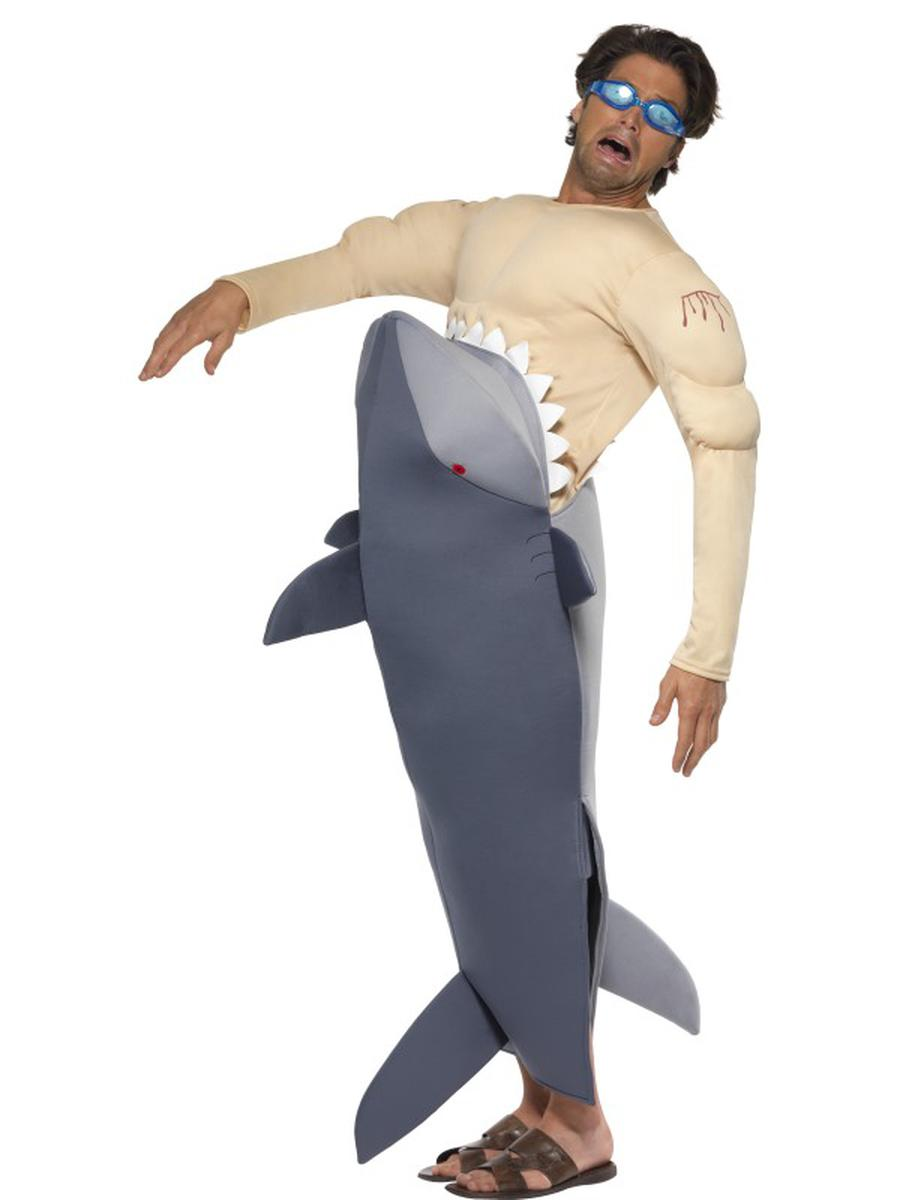 2-PC-Man-Eating-Shark-Funny-Bodysuit-&-Goggles-Party-Costume