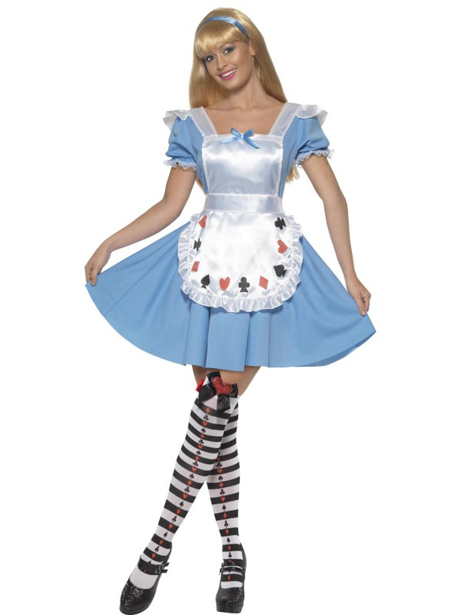 1-PC-Adventurer-Day-Dreamer-Alice-Light-Blue-Apron-Dress-Party-Costume