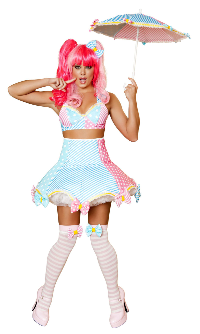 3-Piece-Sexy-Circus-Clown-Cotton-Candy-Dress-Costume