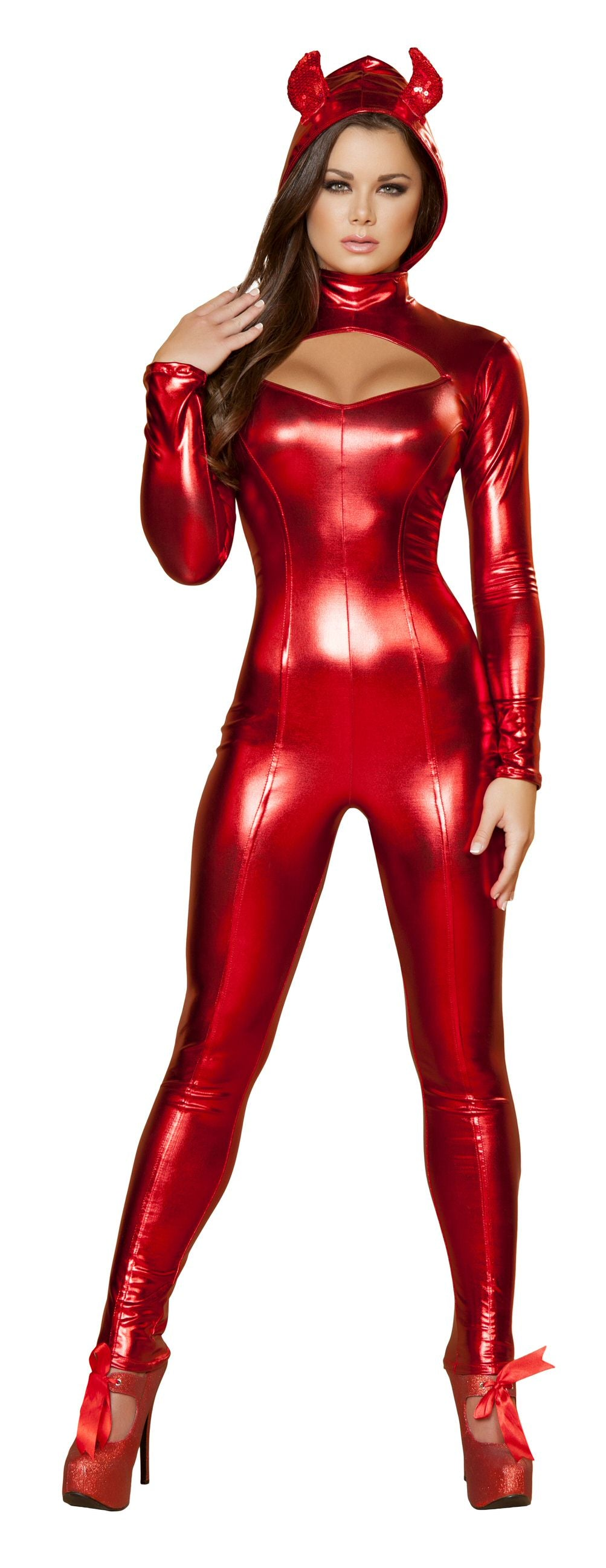 1-Piece-Sexy-Red-Hot-Devil-Long-Sleeve-Jumpsuit-Costume