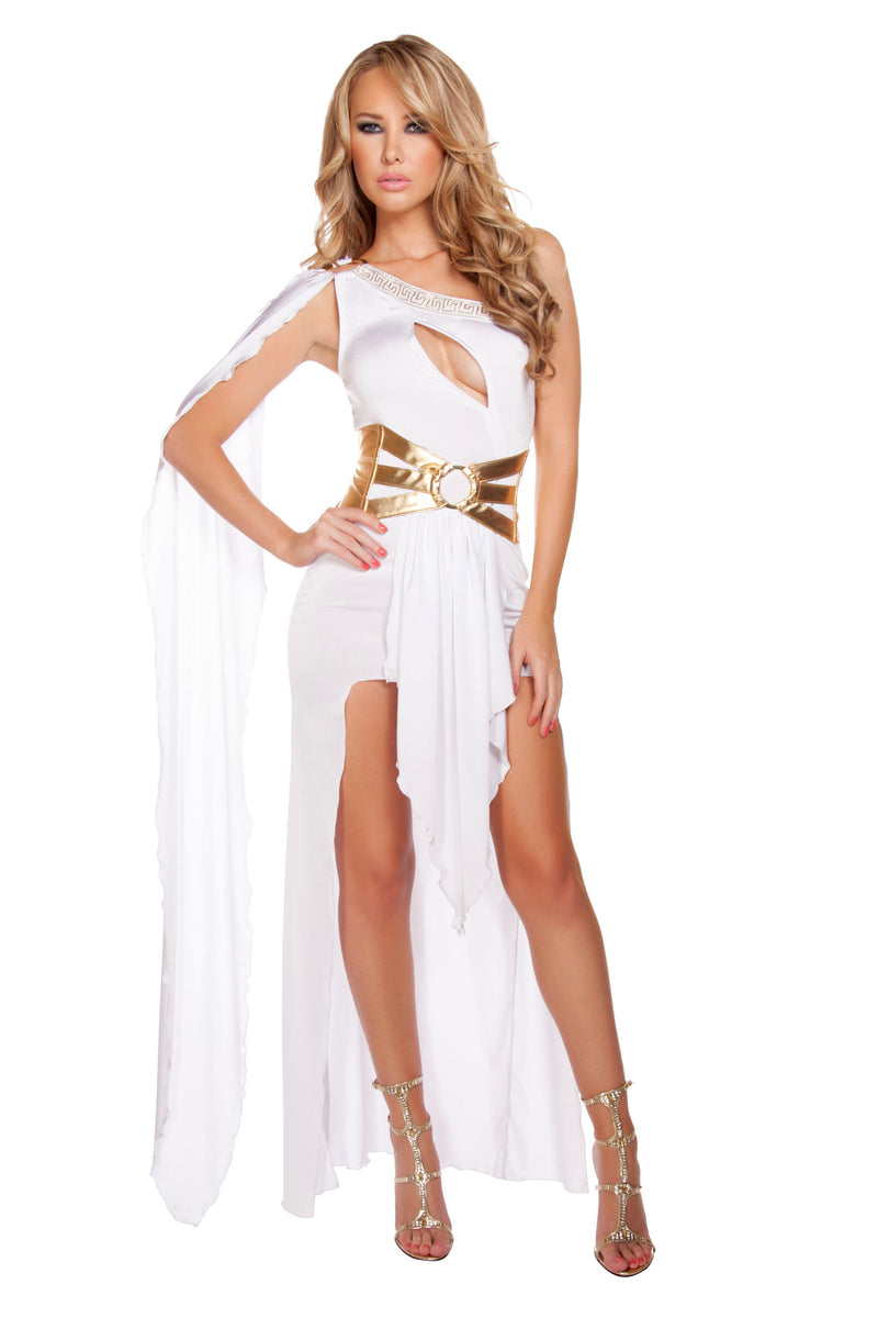 2-Piece-Greek-Goddess-Aphrodite-Athena-Olympian-White-Gown-Dress-Costume
