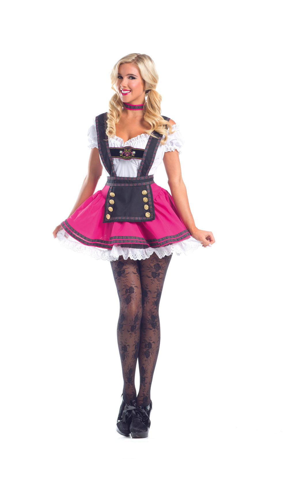 Adult-Women's-3-Piece-Sexy-Swiss-Chick-Halloween-Party-Costume-