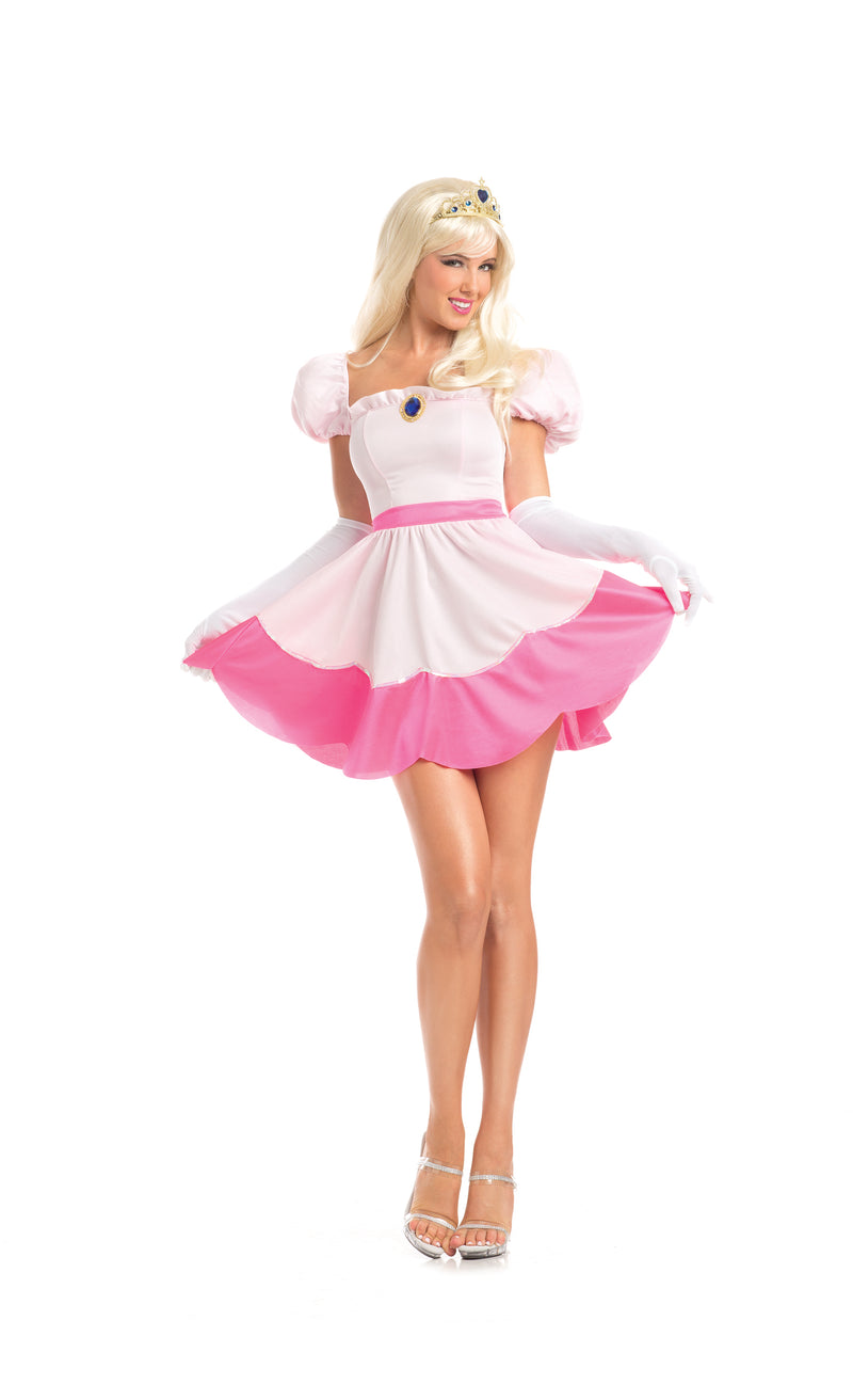 Adult-Women's-3-Piece-Disney-Princess-Aurora-Halloween-Party-Costume