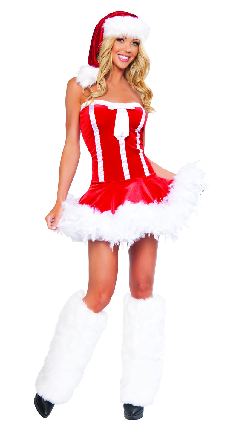 1 Piece Christmas Party Tutu Dress - Fest Threads