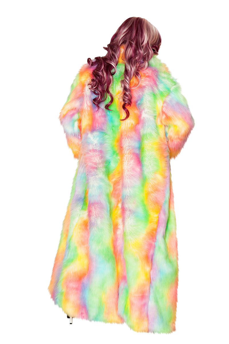 1-PC-Rainbow-Light-up-Long-Fur-Robe-Coat-Rave-EDM-Festival-Party-Costume