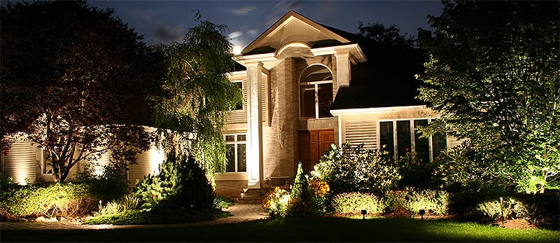 120 volt led landscape lighting benefits