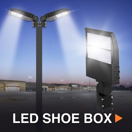 LED Shoe Box Lighting